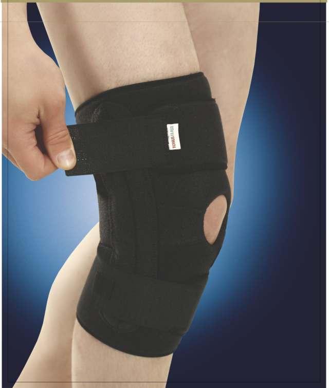 Ortéza kolena neoprénová ELAST 9903-01 Lux
